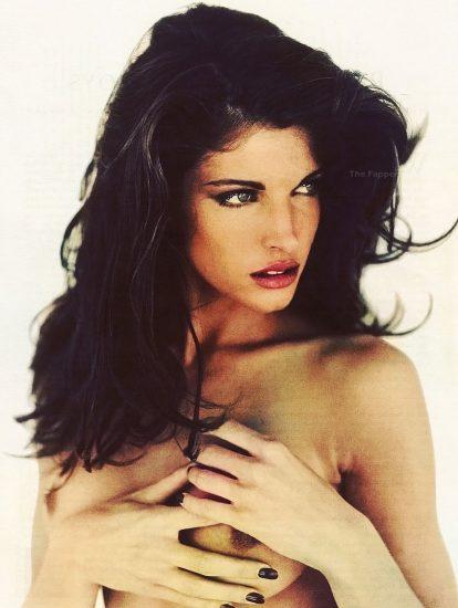 Stephanie Seymour Nude Pics & LEAKED Sex Tape Porn 47