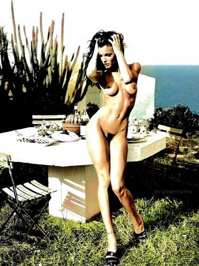 Stephanie Seymour Nude Pics & LEAKED Sex Tape Porn 29