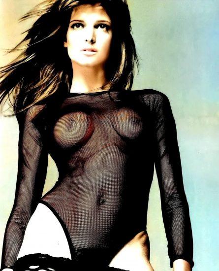 Stephanie Seymour Nude Pics & LEAKED Sex Tape Porn 28