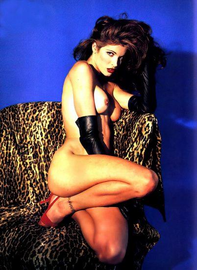 Stephanie Seymour Nude Pics & LEAKED Sex Tape Porn 22