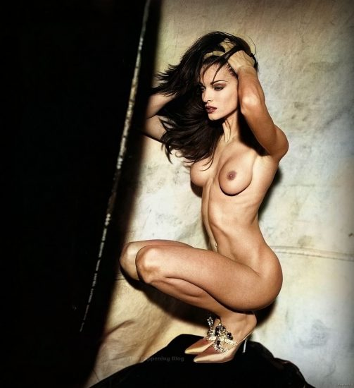 Stephanie Seymour Nude Pics & LEAKED Sex Tape Porn 5