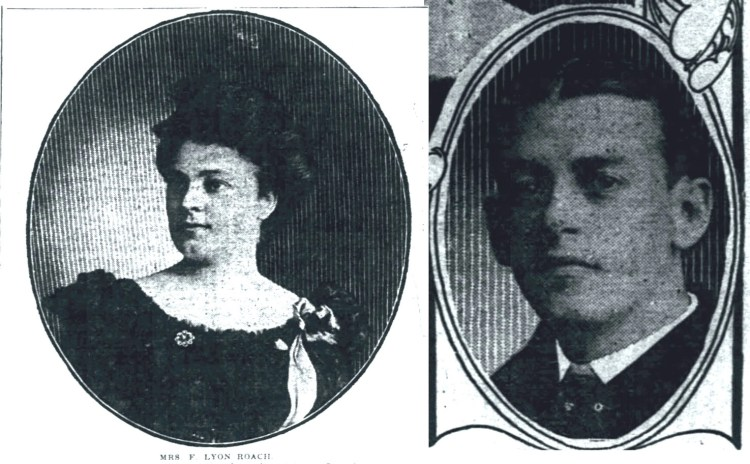 Frederick and Mary Roach