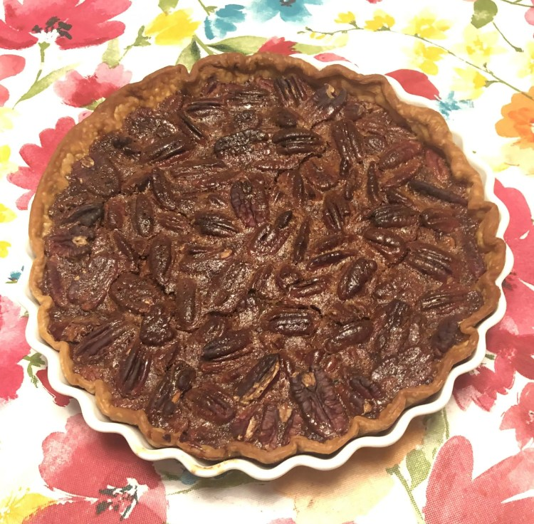 Pie Recipes - Uncle Bob's Pecan Pie