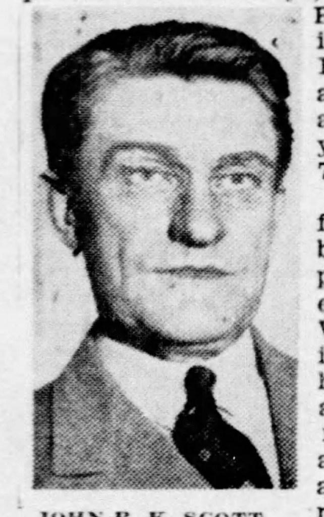 John R.K. Scott - Catherine Rosier's Attorney