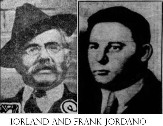 Iorlando and Frank Jordano