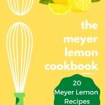 Meyer Lemon Cookbook