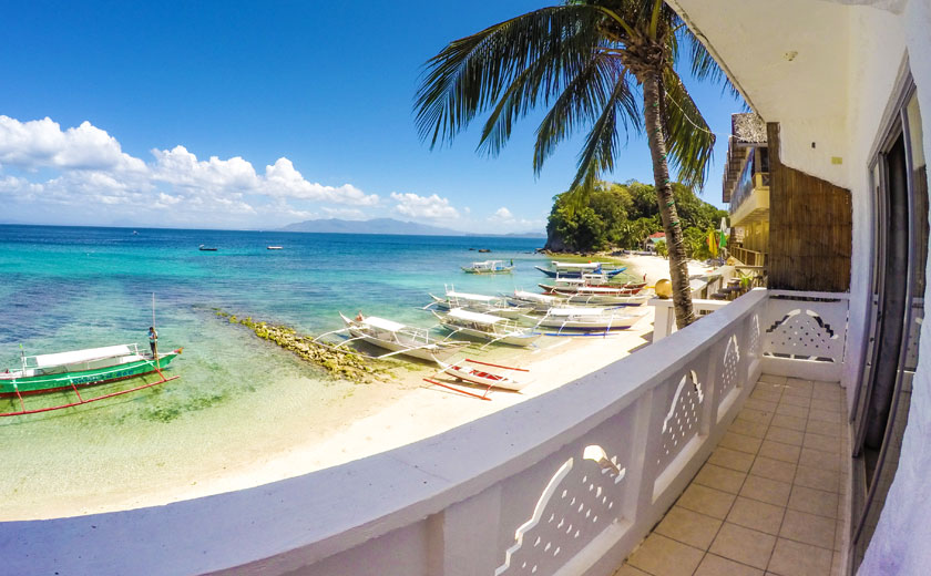 ocean view beach resort rooms puerto galera