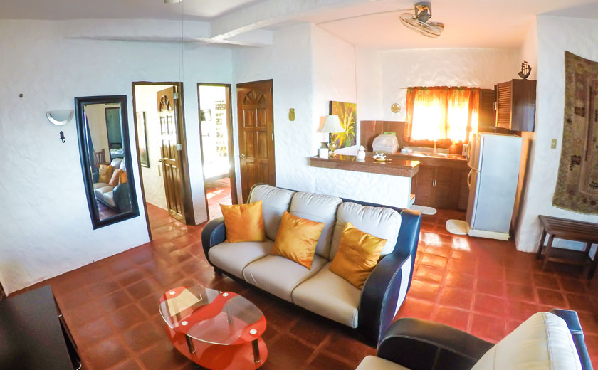 scandi divers resort 3 bedroom suite puerto galera