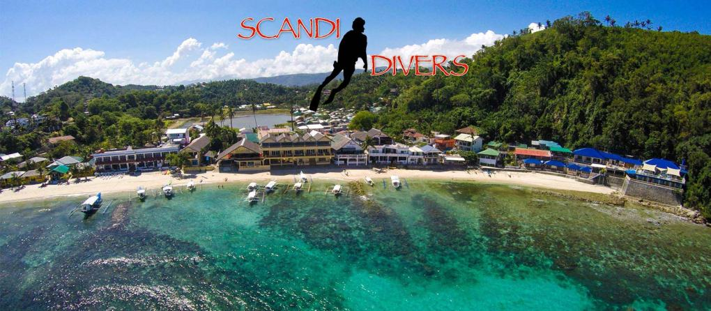 scandi divers resort big lalaguna beach sabang puerto galera