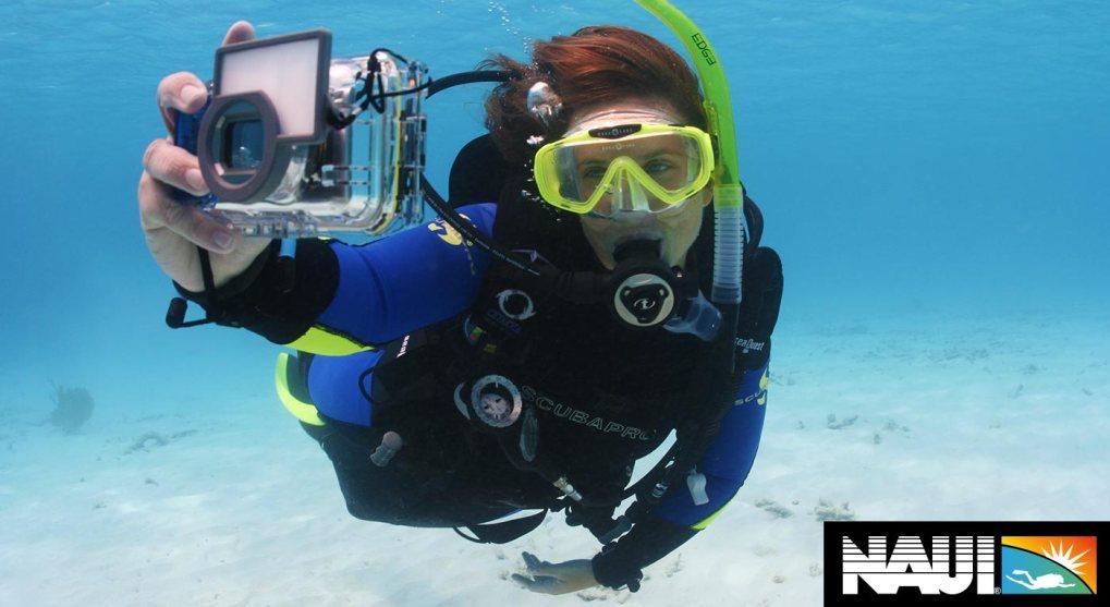 naui underwater imaging course