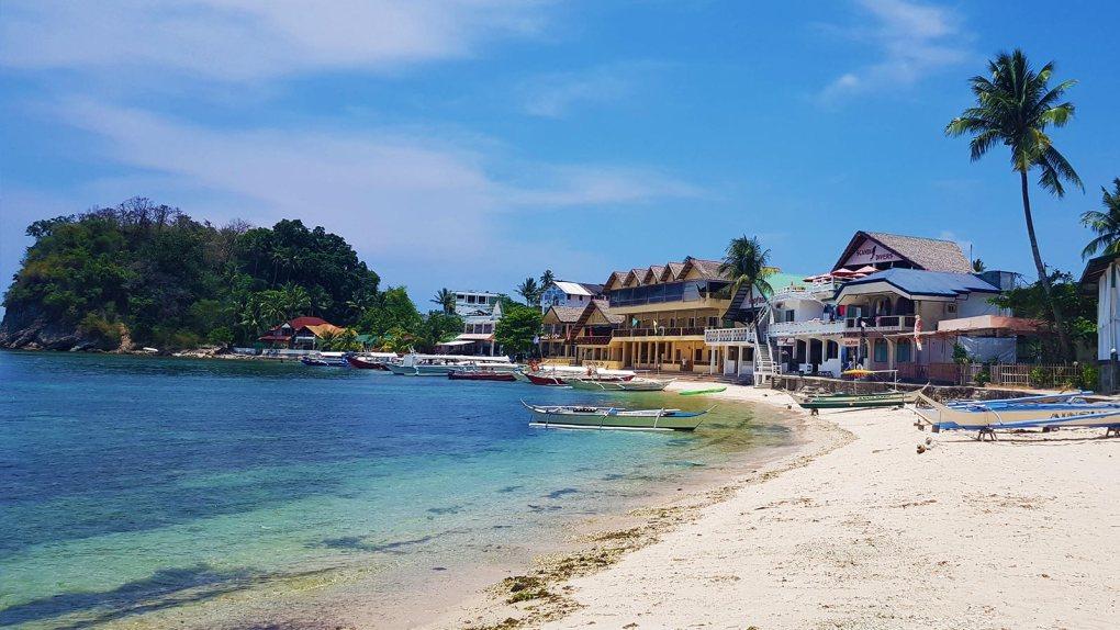 scandi divers resort puerto galera philippines