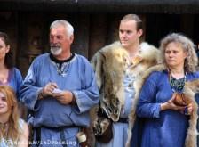 Archery Royal entourage Viking games 2014