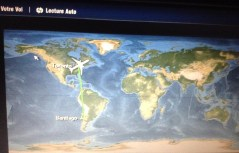 Votre vol Toronto santiago