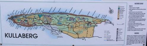 Carte de Kullaberg