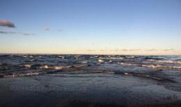 A la croisée de deux mers à l'extrême pointe de Skagen