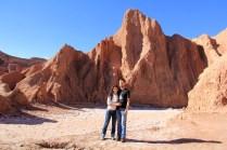 Explorer le désert d'Atacama