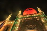 Palais de Tivoli aux couleurs d'Halloween