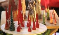 Déco de Noël au marché de Frederiksberg