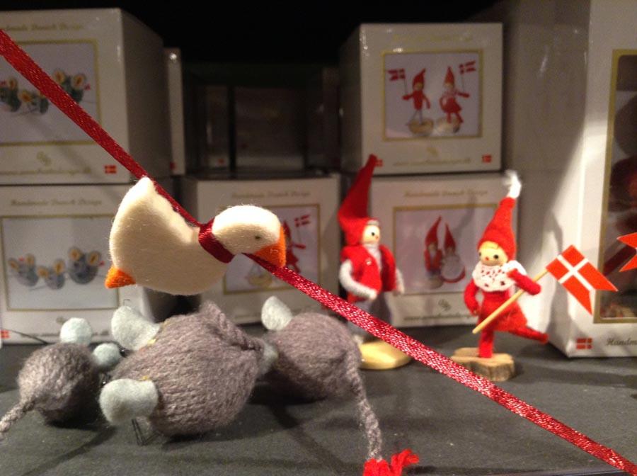 Décorations de Noël à Illum