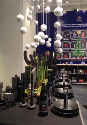 Table de Noël de Royal Copenhagen