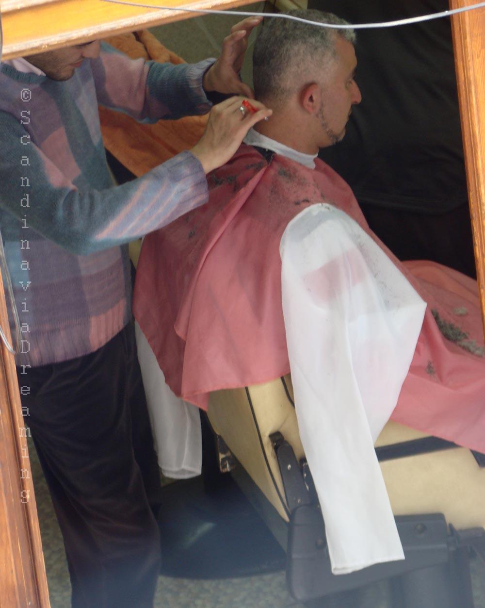 Barbier d'Istambul