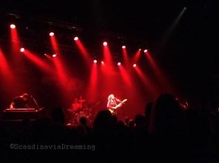 Concert d'ana Calvi à Amager Bio