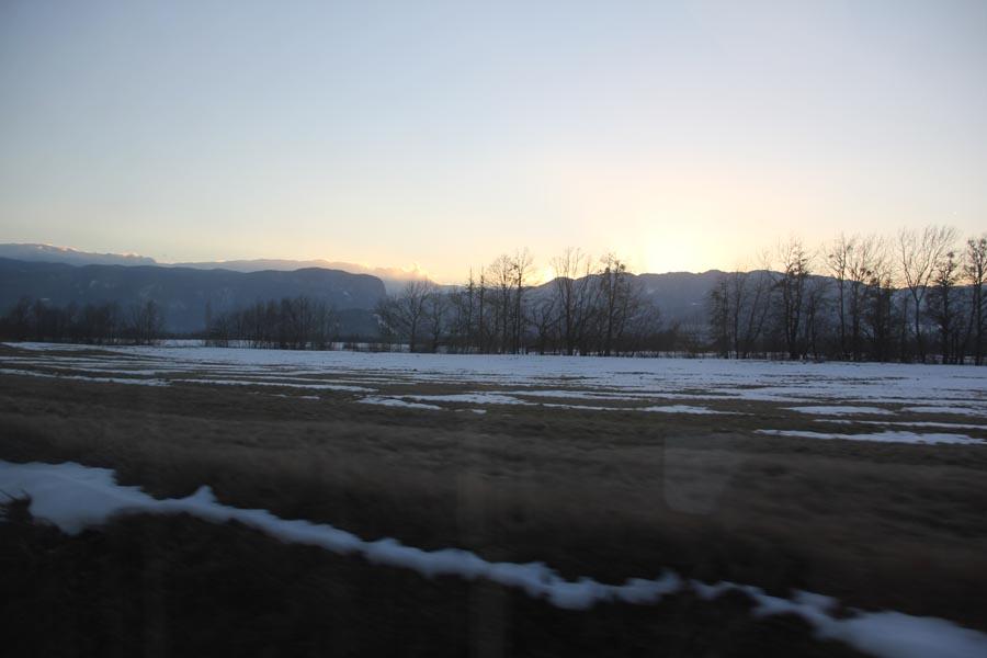 Dans le train (1)