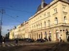 Dans les rues de Zagreb