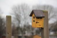 Kolonihave- Maison d'oiseau