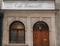 Café Tomaselli à Salzbourg