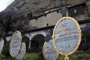 Cimetière de Salzburg, un dimanche matin