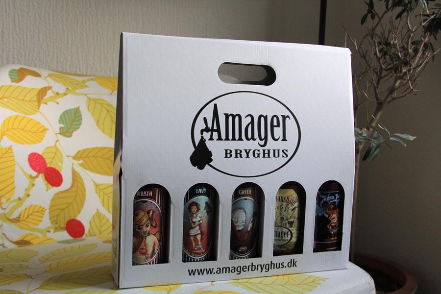 Coffret Amager Bryghus