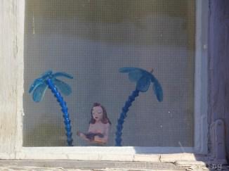 Fenêtre tahitienne de Suomenlinna