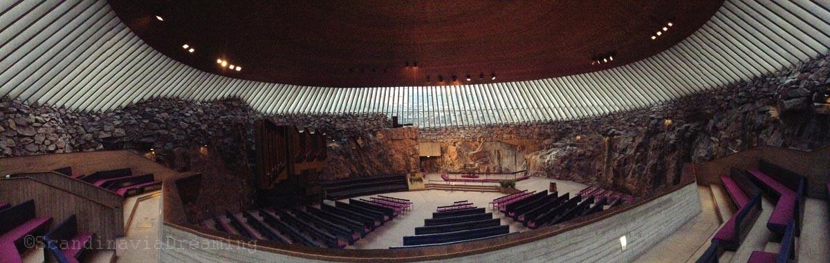 L'église du rocher