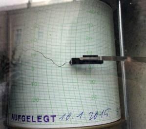 La temperature chute à Salzbourg