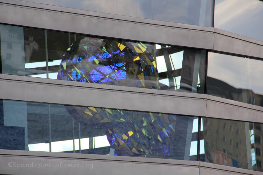 Opéra de Copenhague, de verre et de béton