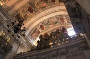Orgues où joua Mozart à Salzbourg