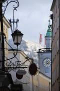 Rue du centre de Salzburg