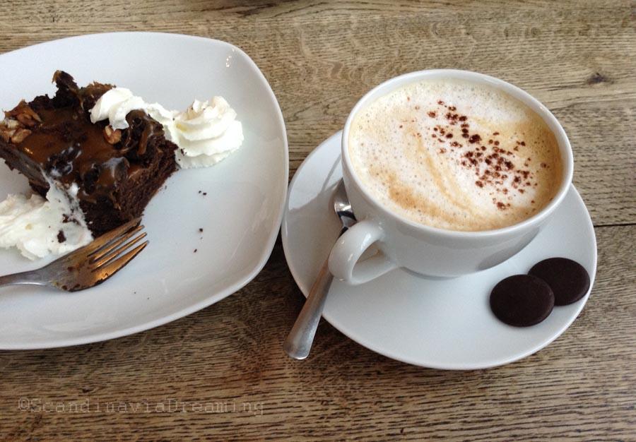Café à Tampere