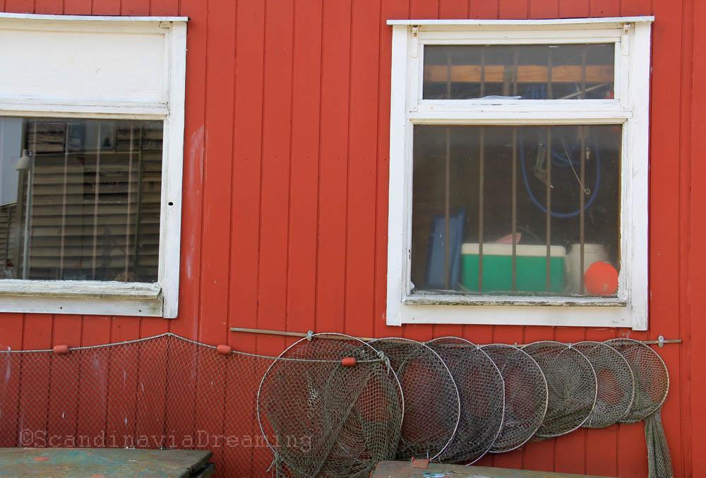 Cabane de pécheur à Roskilde