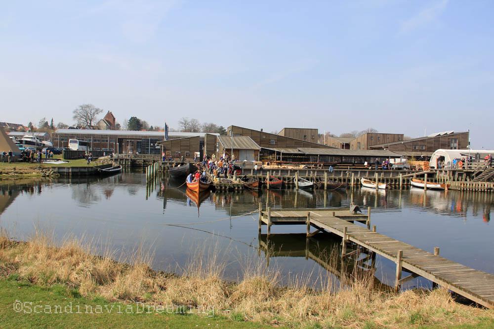Musée des bateaux vikings de Roskilde
