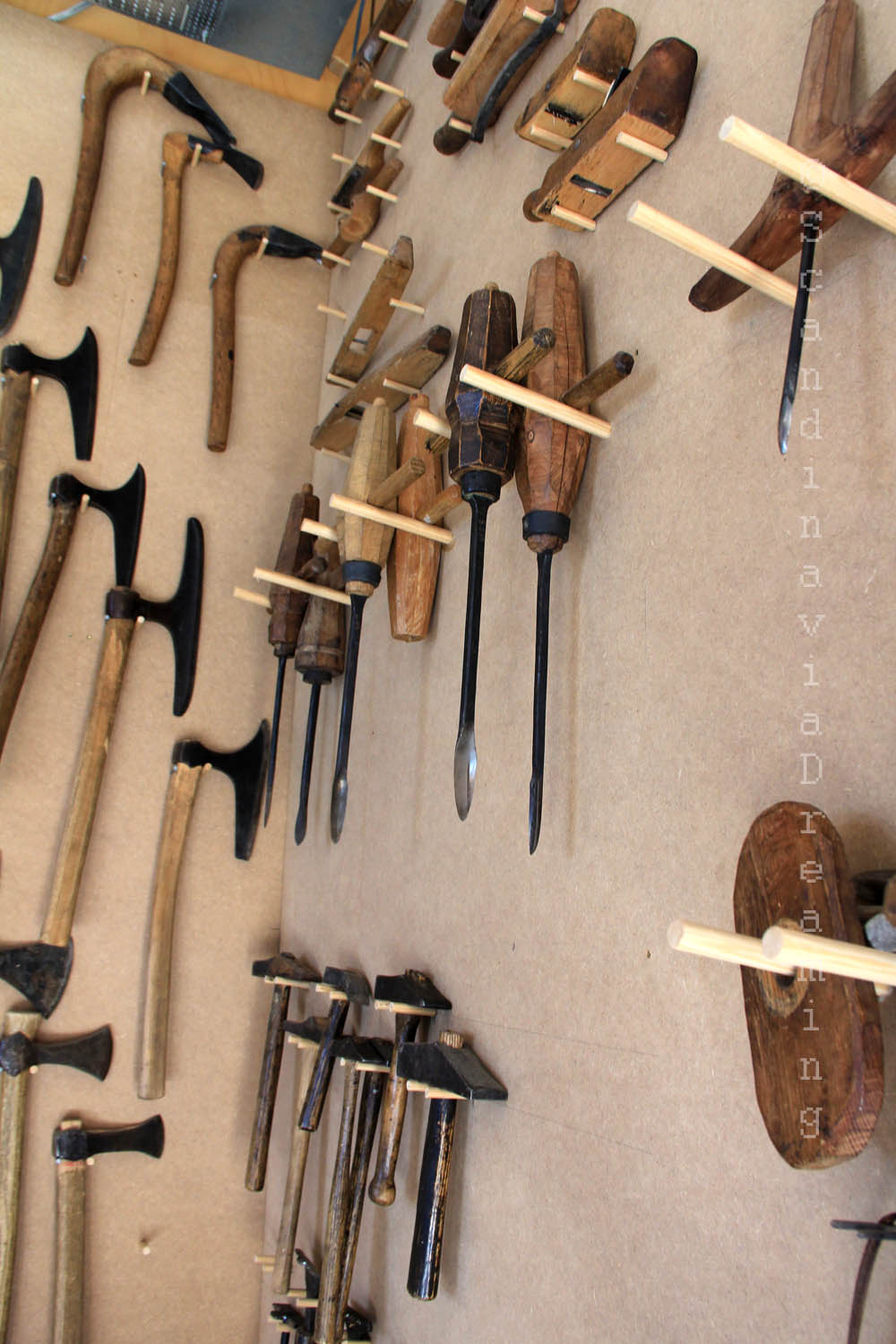 Outils vikings