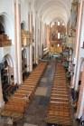 Nef de la cathédrale de Roskilde