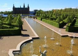 Parc du château de Frederiksborg