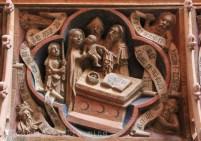 Présentation de Jésus au Temple