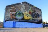 Fresque de l'île de Nantes