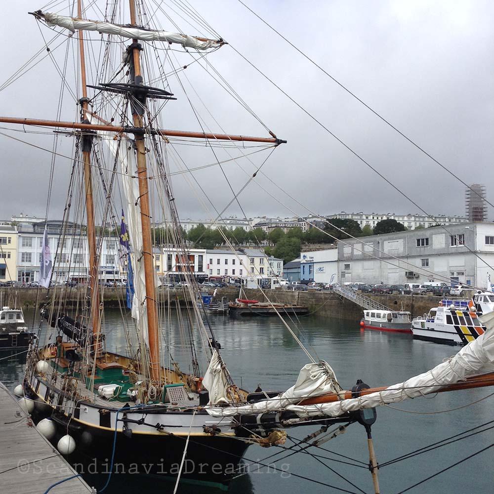 La Recouvrance à Brest