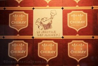 Dessine ton dessous de verre de Chimay personnalisé à l'Espace Chimay !