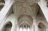 Croisée du transept de l'église abbatiale de Scourmont