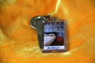 La clef de la chambre Arthur
